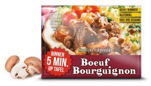 Food by four - the sous-vide company - boeuf bourguignon