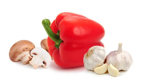 food by four - the sous vide company - paprika-champignon-knoflook